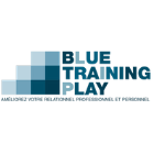 blue training play