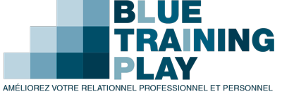 Logo Blue Training Play